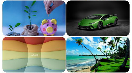 Beautiful Mixed Wallpapers Pack 39 center