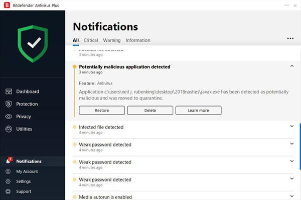 Bitdefender Antivirus Plus - CNET Download - Free Software