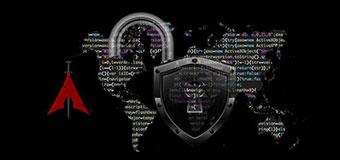 BlackArch Linux - screen