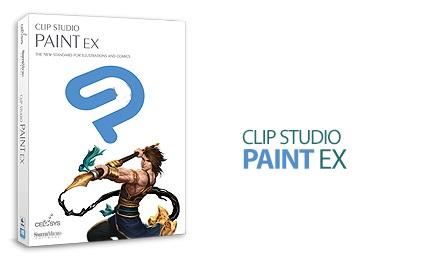CLIP STUDIO PAINT EX center
