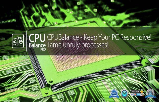 CPUBalance center