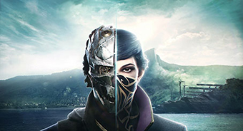 Dishonored Anthology - screen