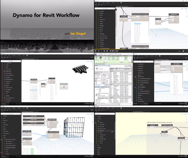 Dynamo for Revit Workflow center
