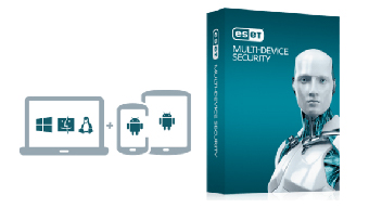 ESET Multi-Device Security Pack - screen