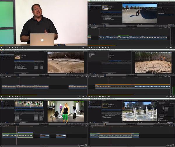 Final Cut Pro X Guru: Creating Speed Changes center