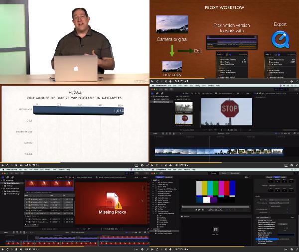Final Cut Pro X Guru: Online OfflIne Workflows center