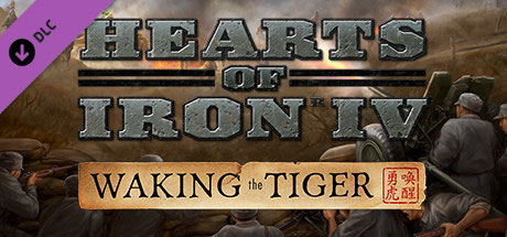 Hearts of Iron IV Waking the Tiger center