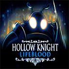 Hollow Knight Lifeblood logo