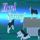 Hotel Spring Icon