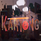 Kartong Death by Cardboard Icon