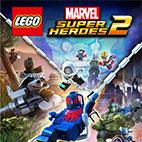 LEGO Marvel Super Heroes 2 Infinity War logo