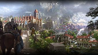 Lost Ark - screen