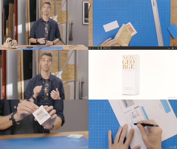 Making 3D Presentation Materials and Mockups center