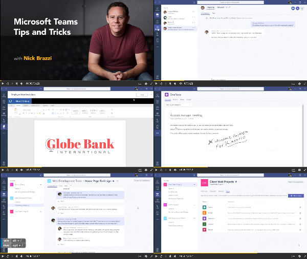 Microsoft Teams Tips and Tricks center