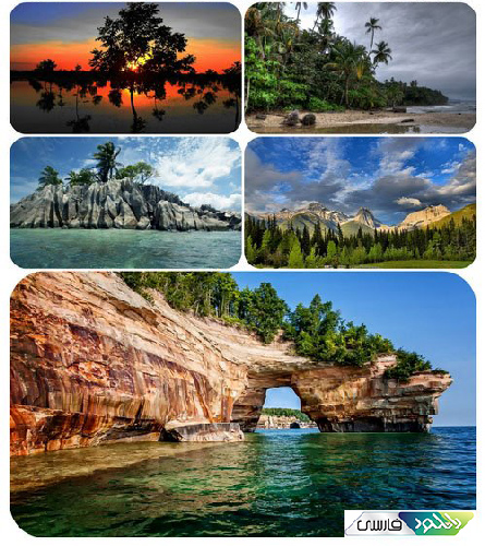 Most Wanted Nature Widescreen Wallpapers Pack 32 center