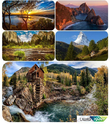 Most Wanted Nature Widescreen Wallpapers Pack 33 center