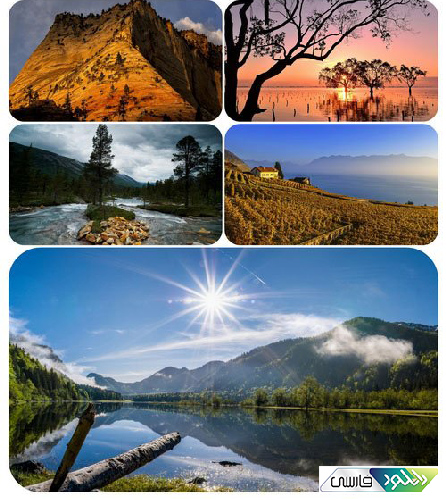 Most Wanted Nature Widescreen Wallpapers Pack 34 center