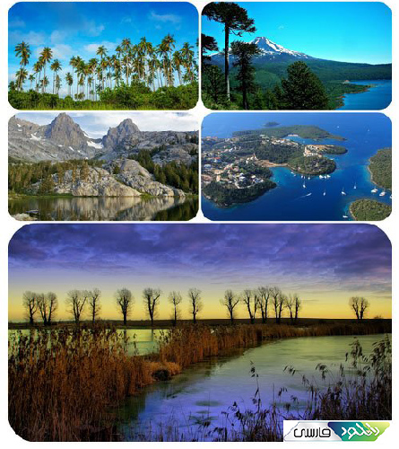 Most Wanted Nature Widescreen Wallpapers Pack 36 center