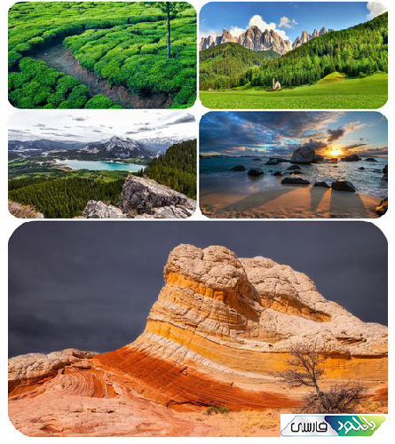Most Wanted Nature Widescreen Wallpapers Pack 37 center