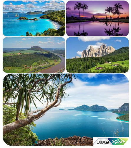 Most Wanted Nature Widescreen Wallpapers Pack 39 center