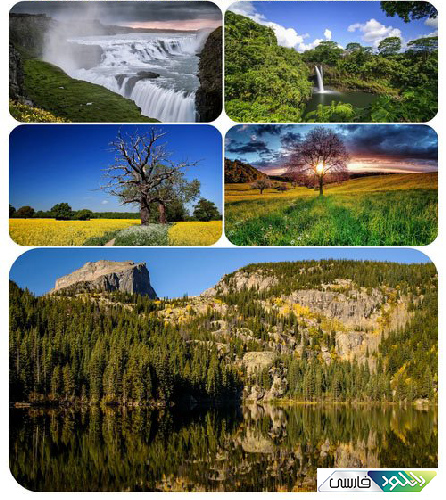 Most Wanted Nature Widescreen Wallpapers Pack 41 center