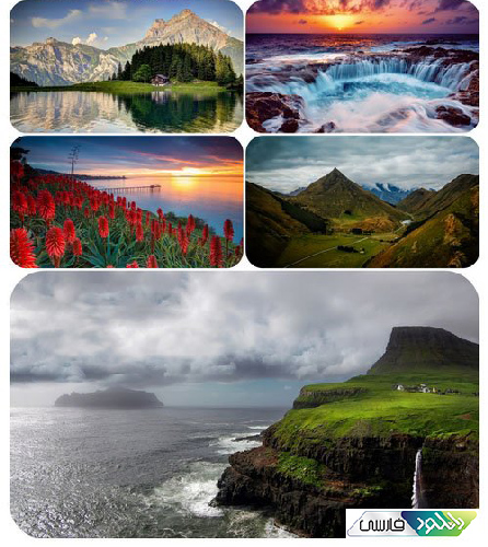 Most Wanted Nature Widescreen Wallpapers Pack 45 center