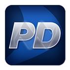 PerfectDisk Professional Business logo