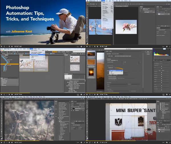 Photoshop Automation: Tips, Tricks, and Techniques center