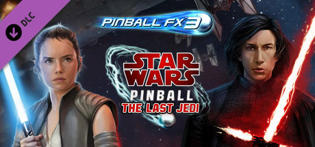 Pinball FX3 Star Wars Pinball The Last Jedi center