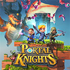Portal Knights Adventurer logo
