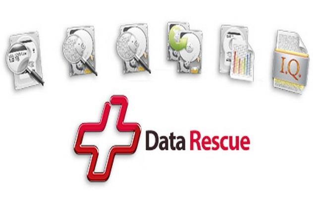 Prosoft Data Rescue Professional center
