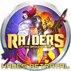 Raiders of the Broken Planet Hades Betrayal logo