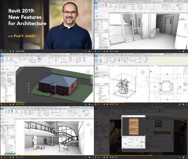 Revit 2019: New Features for Architecture center