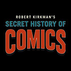 Robert Kirkman's Secret History of Comics.www.download.ir.Poster