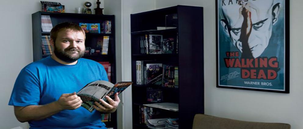 Robert Kirkman's Secret History of Comics.www.download.ir