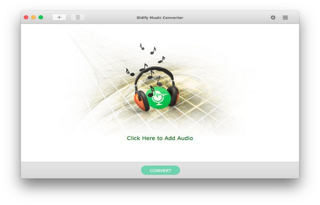 Sidify Music Converter for Spotify center