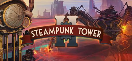 Steampunk Tower 2 Center