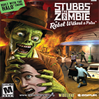 Stubbs the Zombie in Rebel Without a Pulse - screen