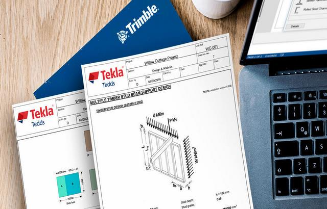 Tekla Tedds center