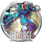 The Surge Cutting Edge Pack logo