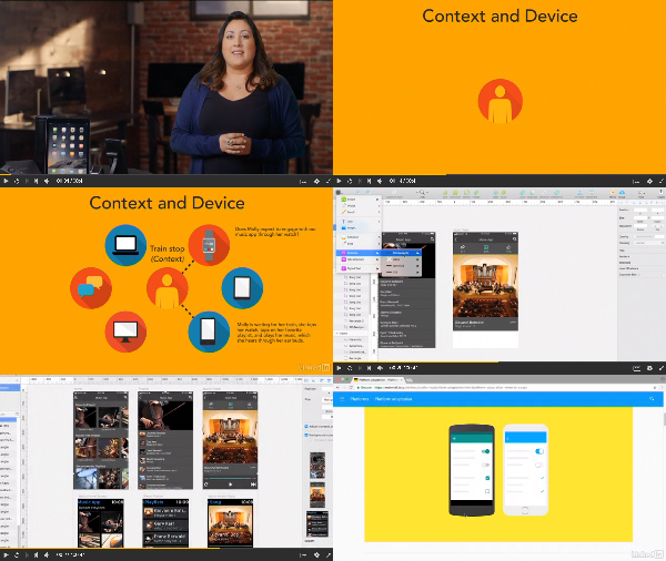 UX Foundations: Multidevice Design center
