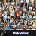 Videohive 10 Mosaic Logo Reveals logo