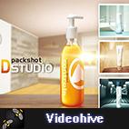 Videohive 3D Packshot Studio logo