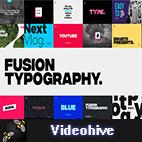 Videohive Animated Typography logo