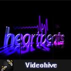Videohive Audio Driven Heartbeat Template logo