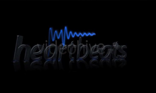 Videohive Audio Driven Heartbeat Template center