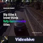 Videohive Big Titles and Lower Thirds logo