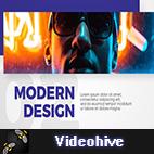 Videohive Clean Promo logo