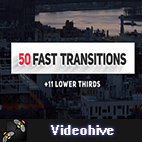 Videohive Fast Transitions logo