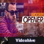 Videohive Modern Opener logo